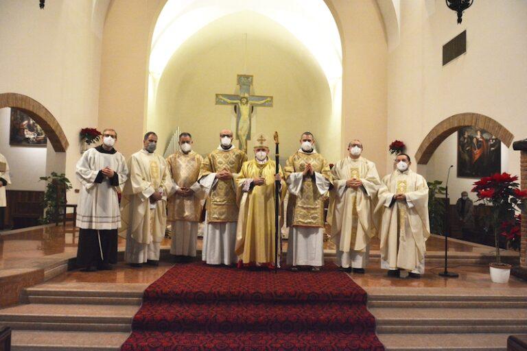 Nuovi diaconi. Padova 9 gennaio 2021